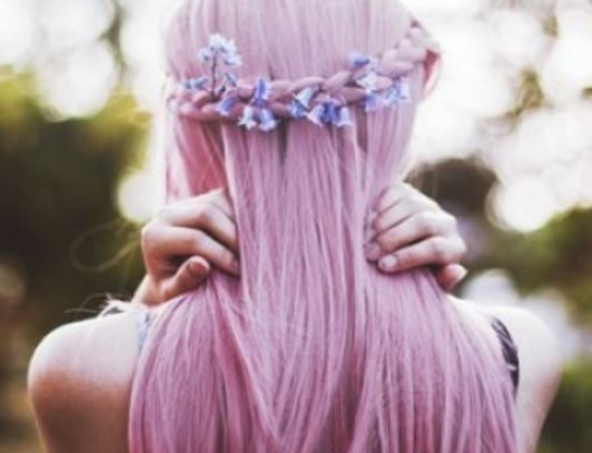 The Perfect Way to get long lasting Pink Hair. Dare HairReview