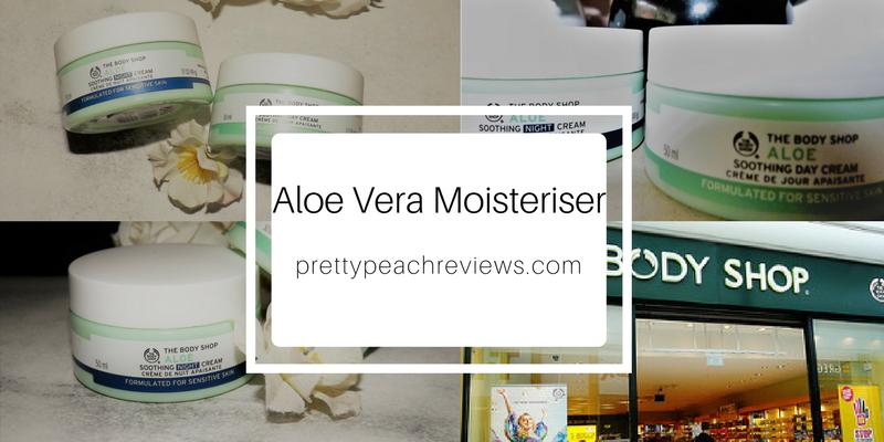 The Body Shop Aloe Vera Day and NightCream