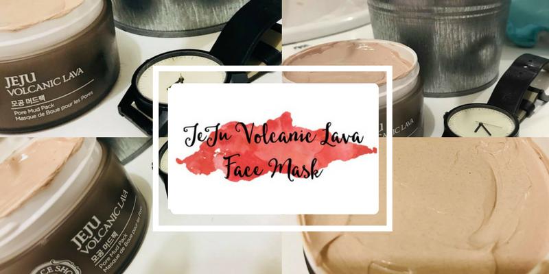 The Face Shop JeJu Volcanic LavaMask