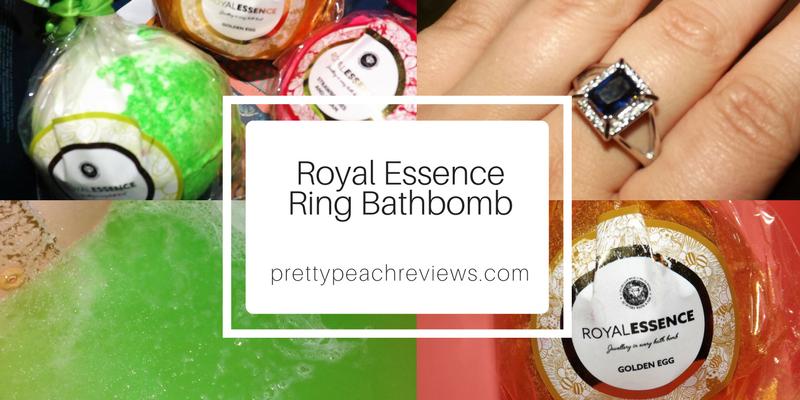 Royal Essence Ring Bathbomb